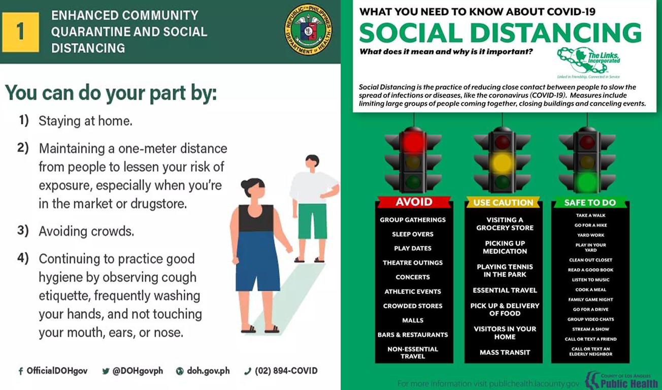Enhanced Community Quarantine_Social Distancing
